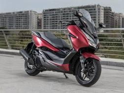 L'Honda Forza 125