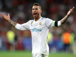 Sergio Ramos. LAPRESSE