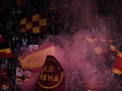 Tifosi della Roma in trasferta a Liverpool