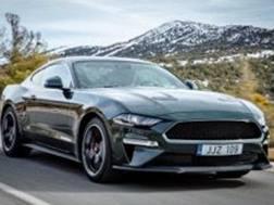 La Mustang Bullitt