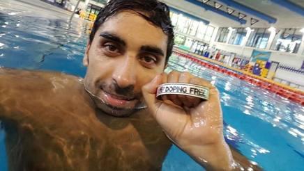 Filippo Magnini, 36 anni, pesarese, bronzo nella 4x200 sl ai Giochi di Atene 2004, 2 ori mondiali e 9 europei