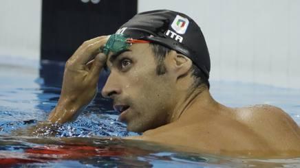 Filippo Magnini, 36 anni. Ap
