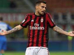 L'attaccante del Milan Suso, 24 anni. Getty