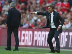 Antonio Conte, tecnico del Chelsea. Getty