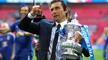 Il tecnico del Chelsea Antonio Conte, 48 anni. Getty