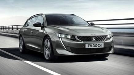 Le linee della nuova Peugeot 508 SW