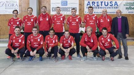Il team della BRB Ivrea