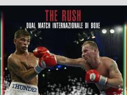 The Rush, dual match Italia-Irlanda
