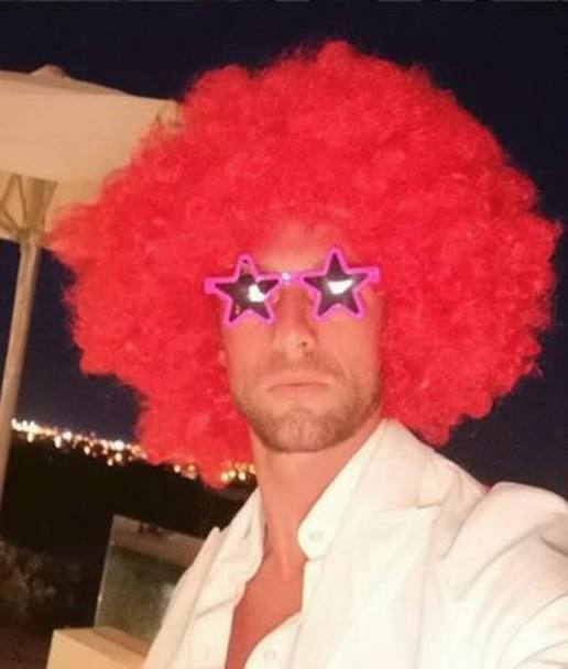 Claudio Marchisio al Party