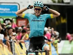 Lo spagnolo Pello Bilbao, 26 anni. AFP