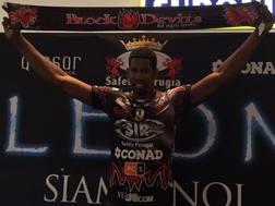 Wilfredo Leon, 24 anni, oggi con la maglia della Sir Safety Perugia