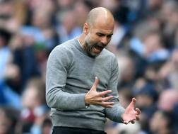 Guardiola. Getty Images