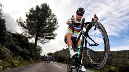 Peter Sagan, 28 anni. Bettini