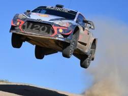 Thierry Neuville. Afp