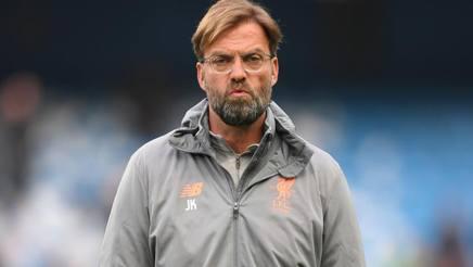 Il tecnico del Liverpool  Jürgen Klopp, 50 anni. Getty