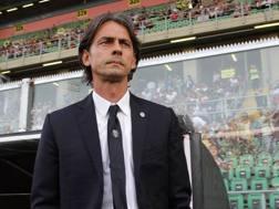 Filippo Inzaghi, 44 anni, nuovo tecnico del Bologna. LaPresse