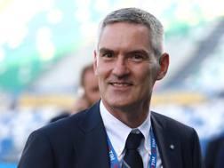 L'a.d. dell'Inter Alessandro Antonello. Getty