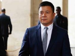 Li Yonghong, 48 anni, presidente del Milan. LaPresse