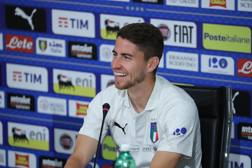 Jorginho, 26 anni, centrocampista del Napoli. Ansa