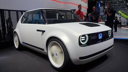 La Honda Urban EV Concept