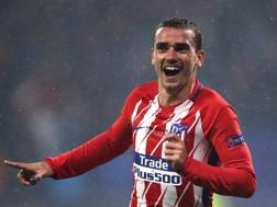 Antoine Griezmann. Getty Images