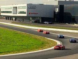 Il centro Audi di Neuburg