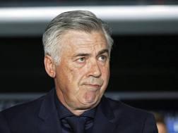 Carlo Ancelotti. EPA