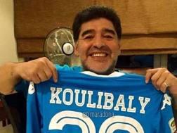 Diego Armando Maradona. INSTAGRAM