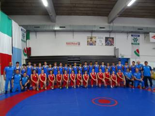 I 35 azzurrini in gara agli Europei Schoolboys in Ungheria
