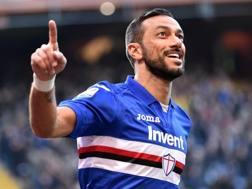 Fabio Quagliarella. Getty Images