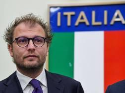 L'ex ministro dello Sport Luca Lotti, 36 anni il 20 giugno, oggi è un deputato del Partito Democratico. Ansa