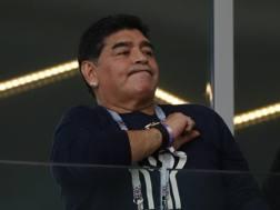 Maradona. AP