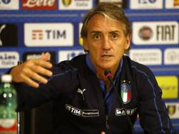 Roberto Mancini. Lapresse