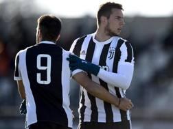 Marko Pjaca, 23 anni, rientrato alla Juve dallo Schalke 04. Lapresse