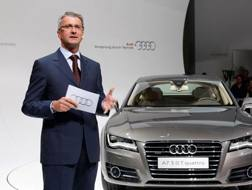 Rupert Stadler, Ceo di Audi