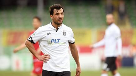 Karim Laribi, 27 anni, centrocampista del Cesena e della nazionale tunisina lapresse