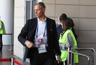 Marco Van Basten, 53 anni. Epa