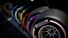 Le mescole Pirelli 2018