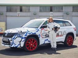 La Kodiak RS che ha girato la Nurburgring