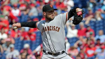 Hunter Strickland, 29 anni AFP