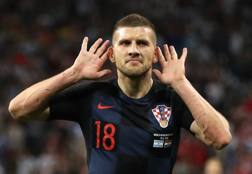 Ante Rebic. GETTY