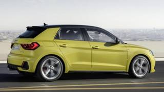 Le linee della nuova Audi A1