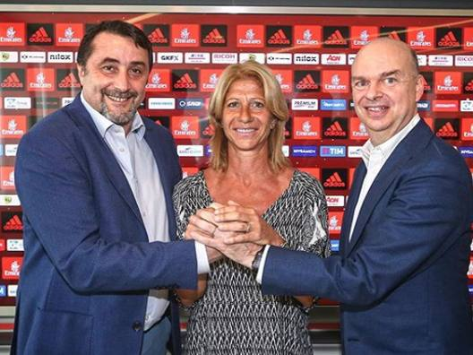 Il Milan sceglie la Morace Allenerà la squadra donne