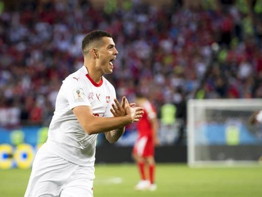 Serbia-Svizzera 1-2, il tabellino
