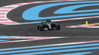 Lewis Hamilton. LaPresse