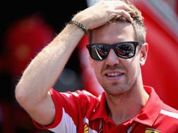 Sebastian Vettel. Getty