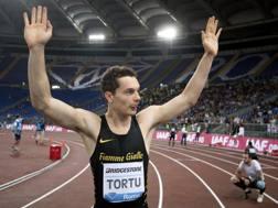 Filippo Tortu, al Golden Gala di Roma