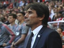 Antonio Conte, due stagioni al Chelsea. Ansa