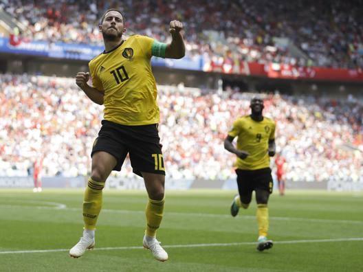 Questo Belgio è uno show Travolge 5-2 la Tunisia Ma ora trema per Lukaku