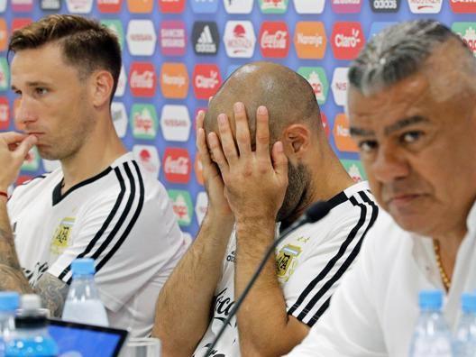 """L'Argentina fa finta di nulla """"La colpa è della stampa"""""""